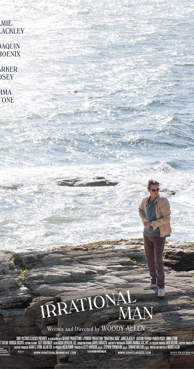 Irrational Man watch online