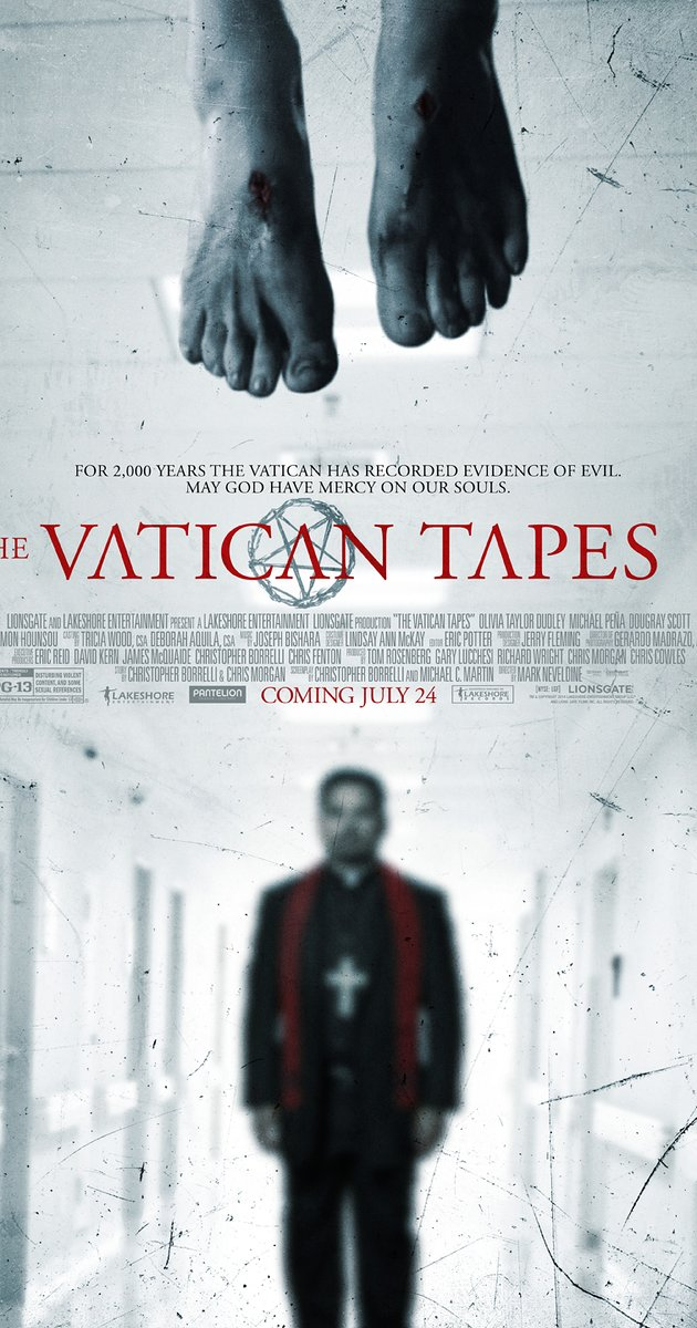 The Vatican Tapes watch online