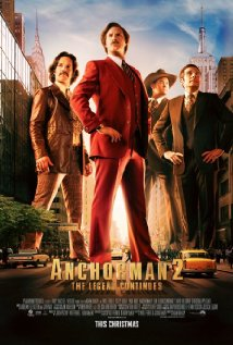 Anchorman: The Legend Continues watch online