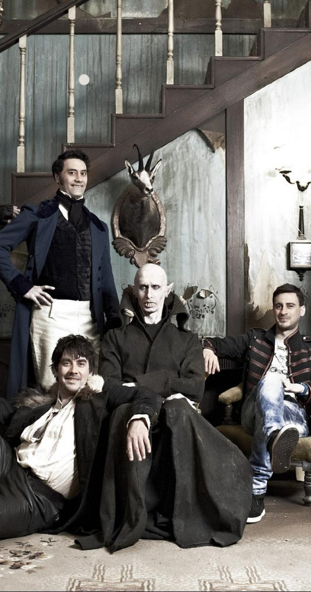 What We Do in the Shadows watch online