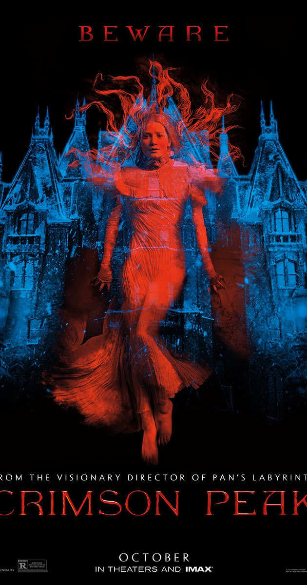 Crimson Peak watch online