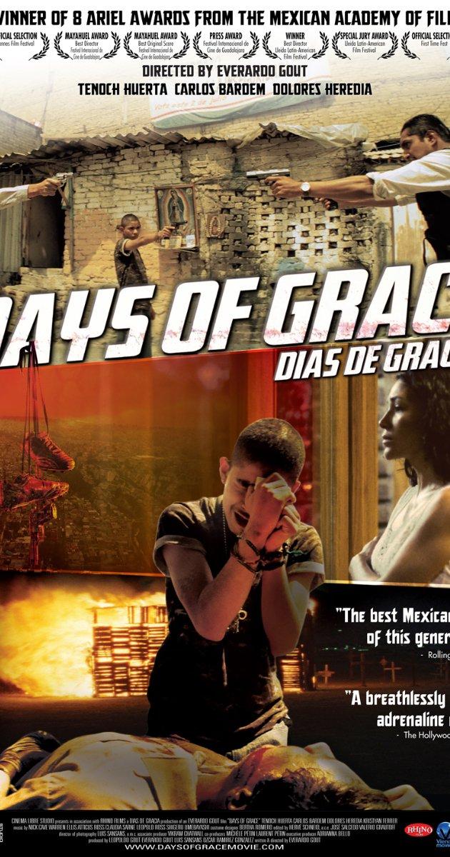 Days of Grace watch online