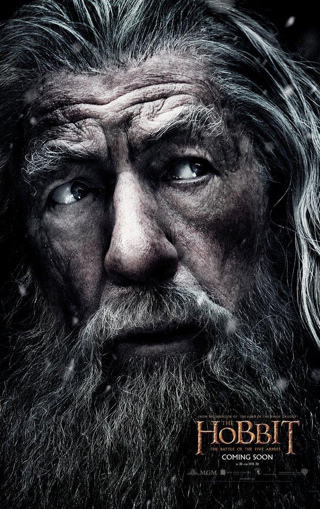 Hobbit: Femhäraslaget watch online
