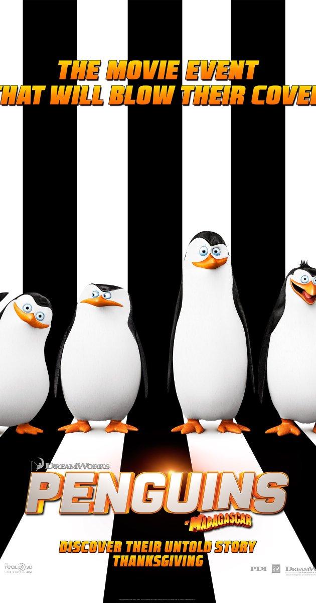 Pingvinerna från Madagaskar watch online
