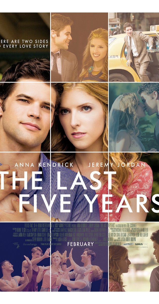 The Last 5 Years watch online