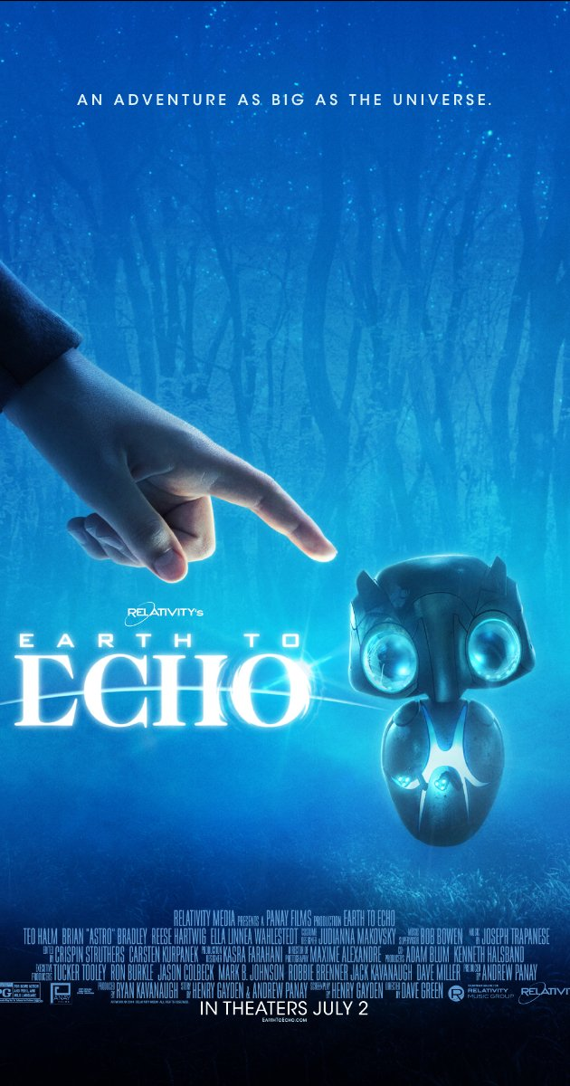 Earth to Echo watch online