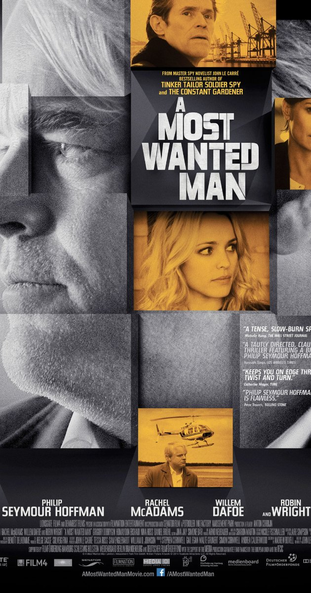 A Most Wanted Man watch online