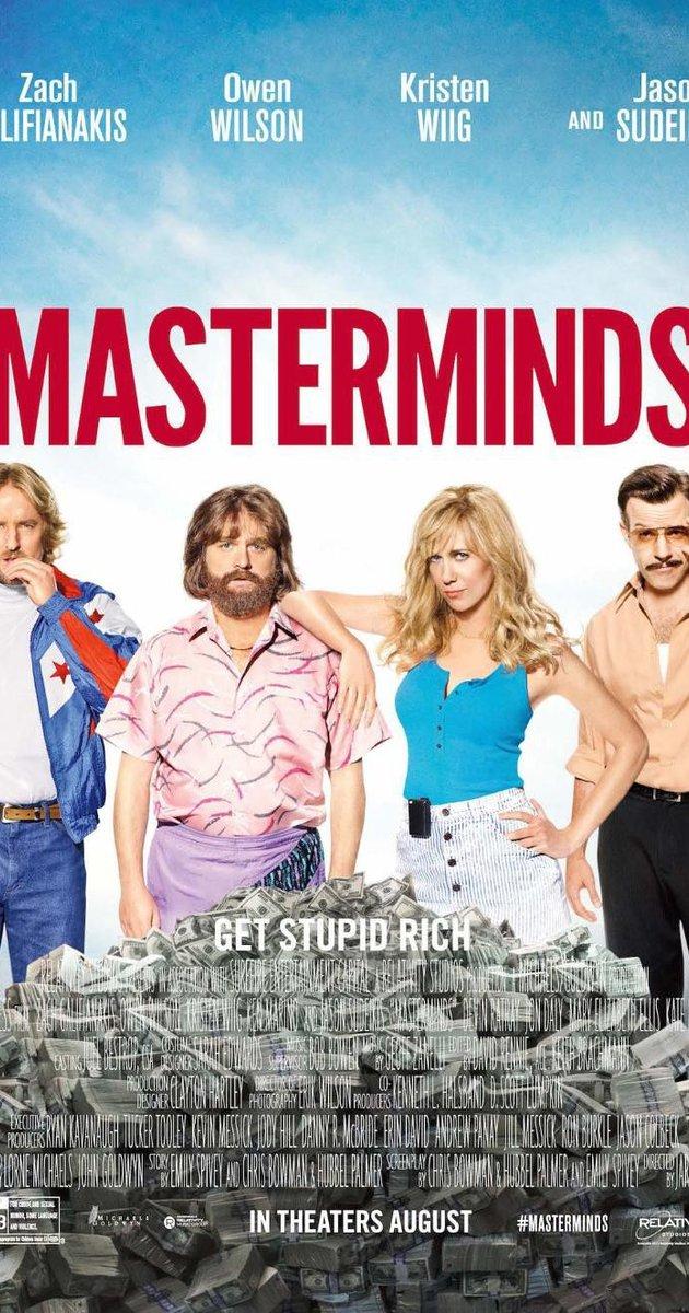 Masterminds watch online