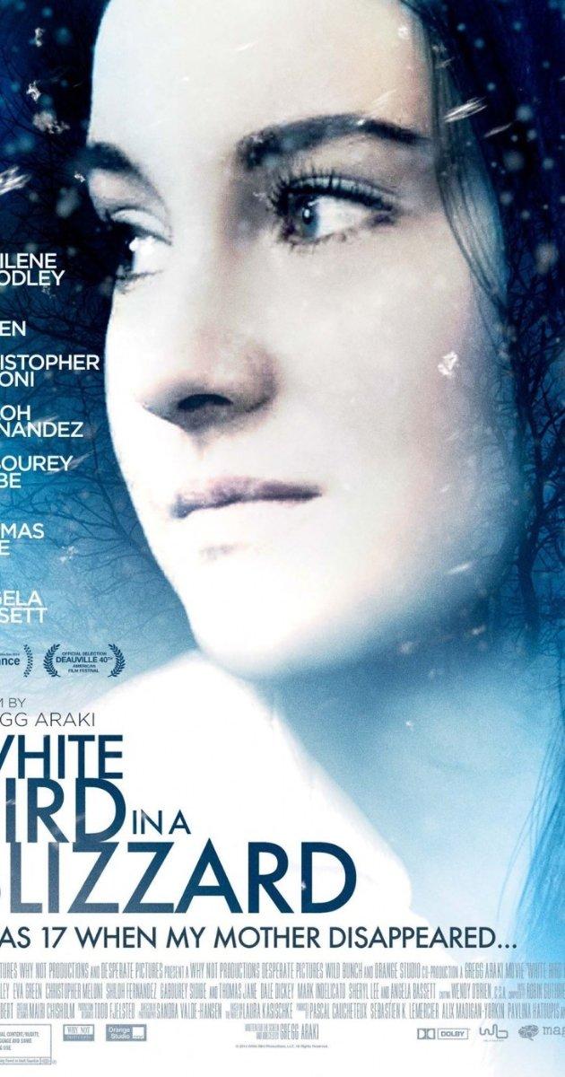 White Bird in a Blizzard watch online