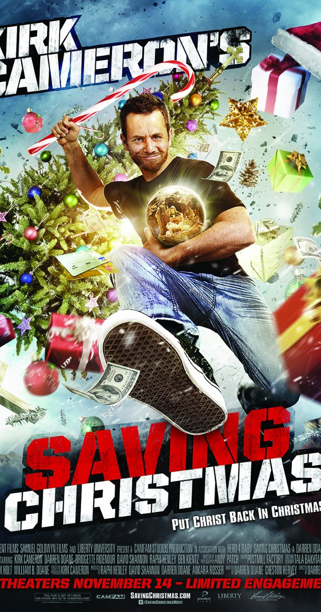 Saving Christmas watch online