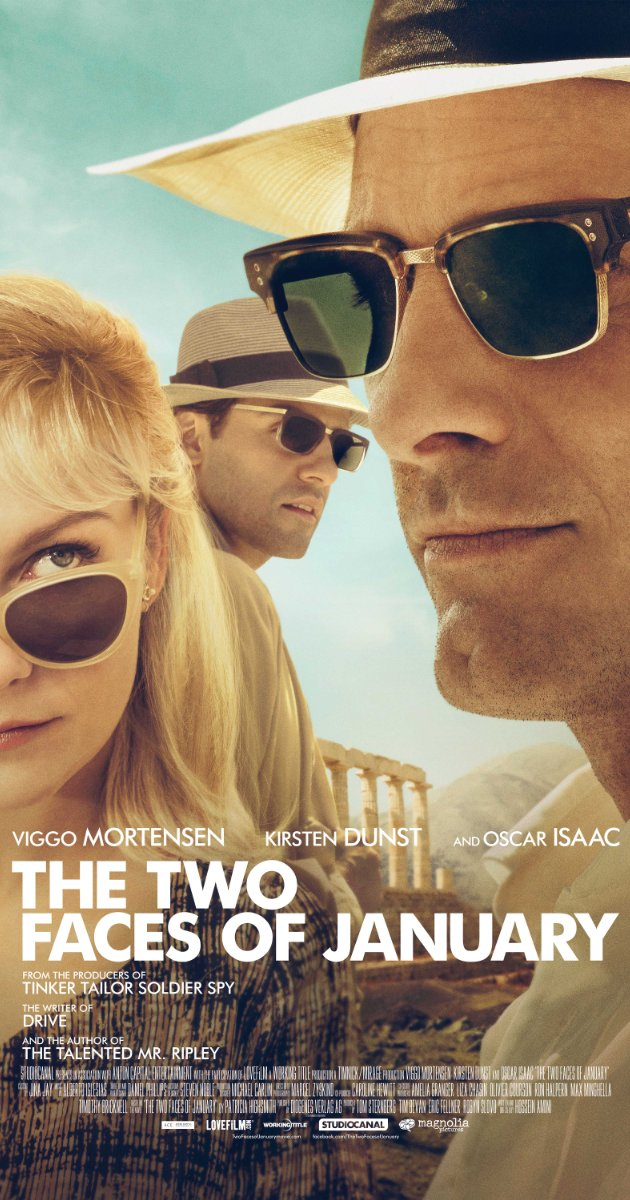 The Two Faces of January watch online