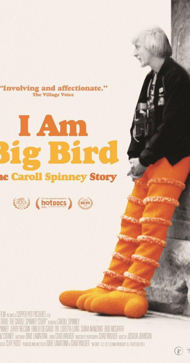 I Am Big Bird: The Caroll Spinney Story watch online