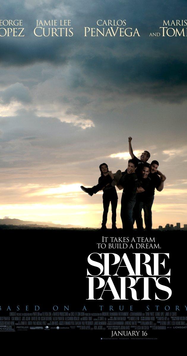Spare Parts watch online