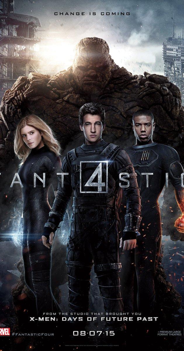 Fantastic Four watch online