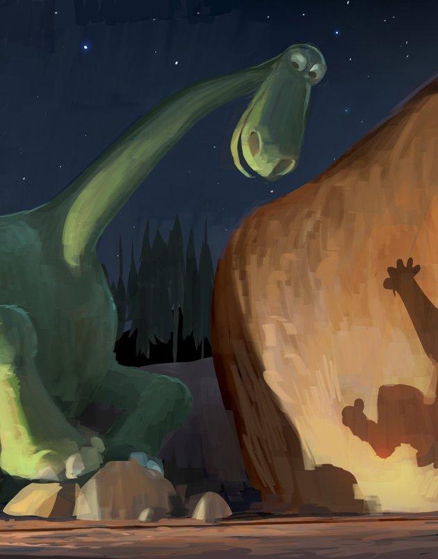 Den gode dinosaurien watch online