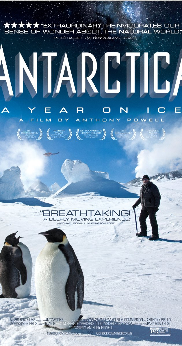 Antarctica: A Year on Ice watch online