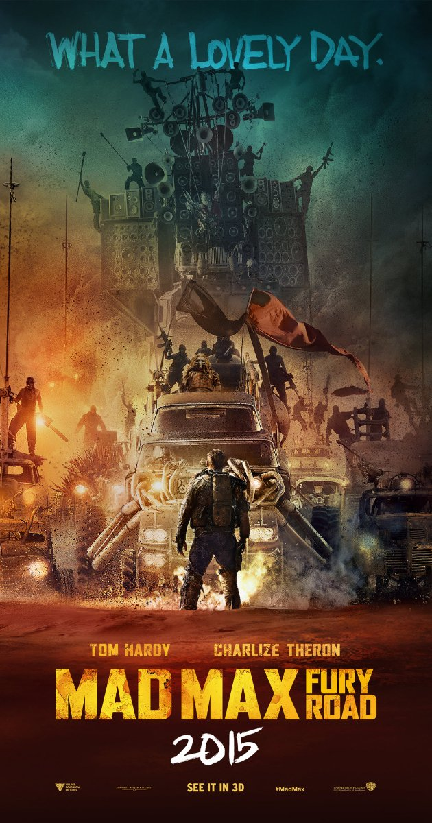 Mad Max: Fury Road watch online