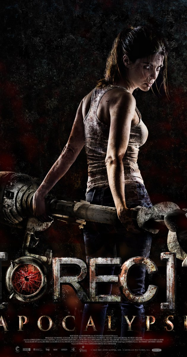 [REC] 4: Apocalypse watch online