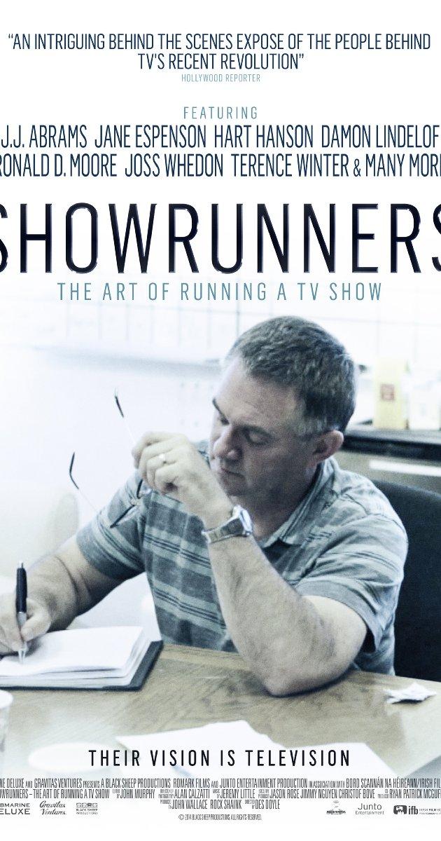 Showrunners: The Art of Running a TV Show watch online
