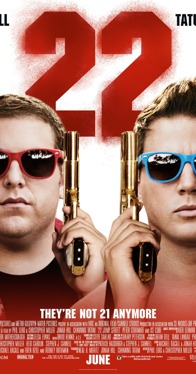22 Jump Street watch online