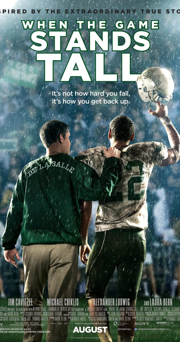 When the Game Stands Tall watch online